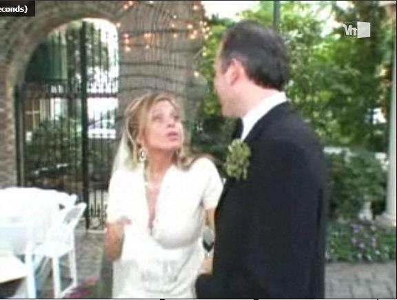 Dina Manzo On My Big Fat Fabulous Wedding