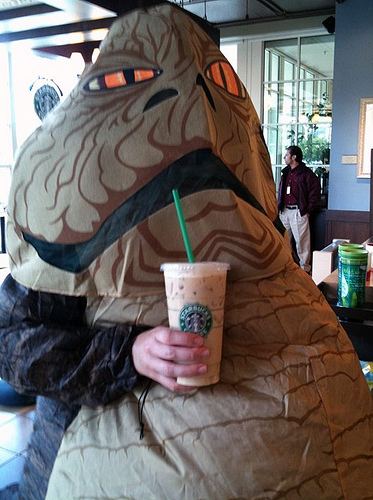 More Housewife Halloween Costumes Jabba The Hutt Costume